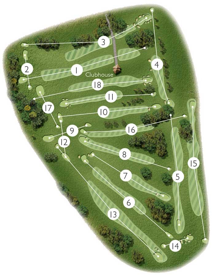 Golf Course Clubhouse Interior Design Ideas: Crosland Heath Golf Club