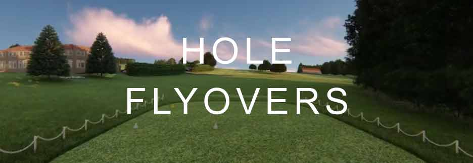 Hole Flyovers